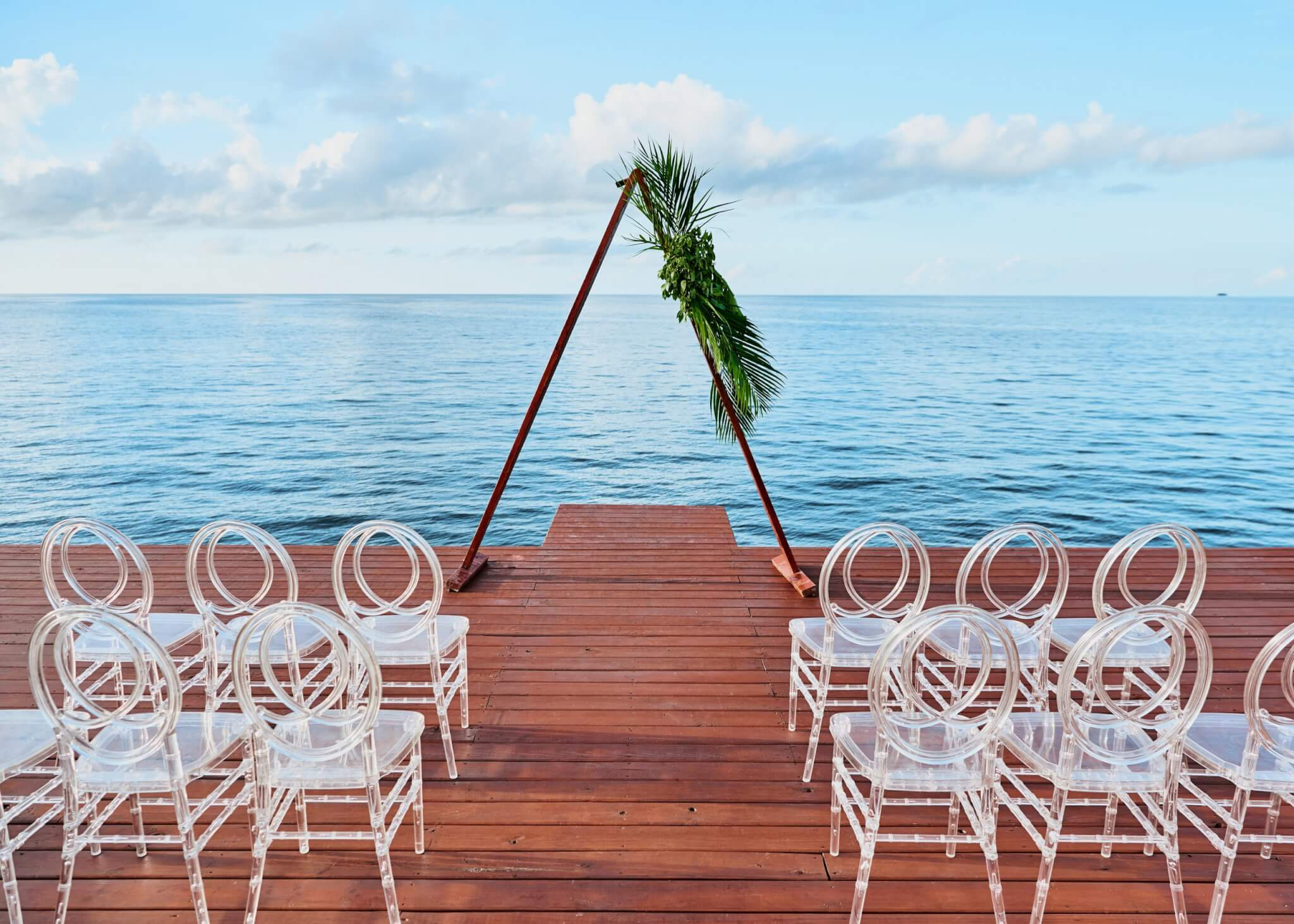 "Say Your ""I Do 's"" on a Belize Private Island"