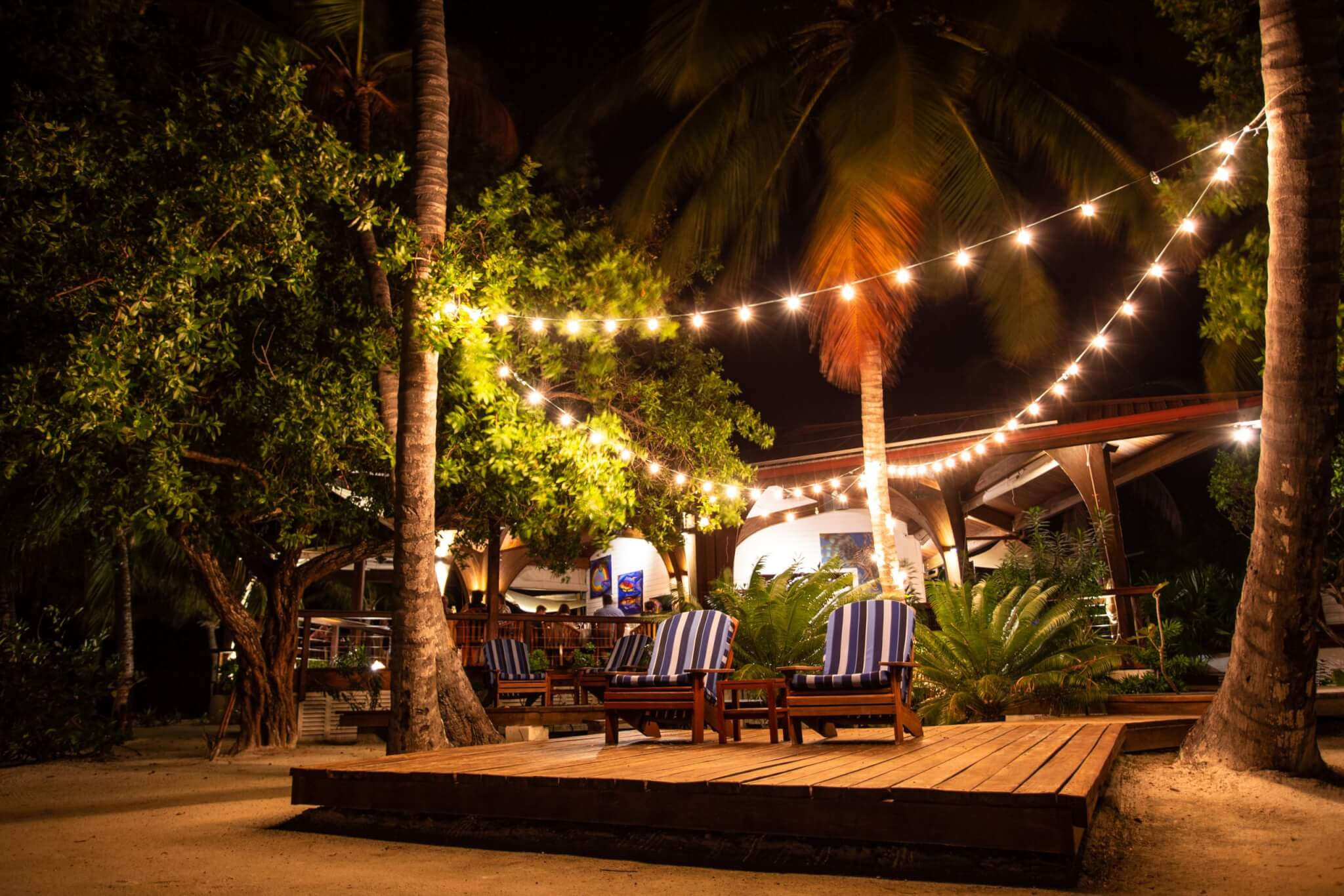 Earlymoon in Belize at Ray Caye Resort