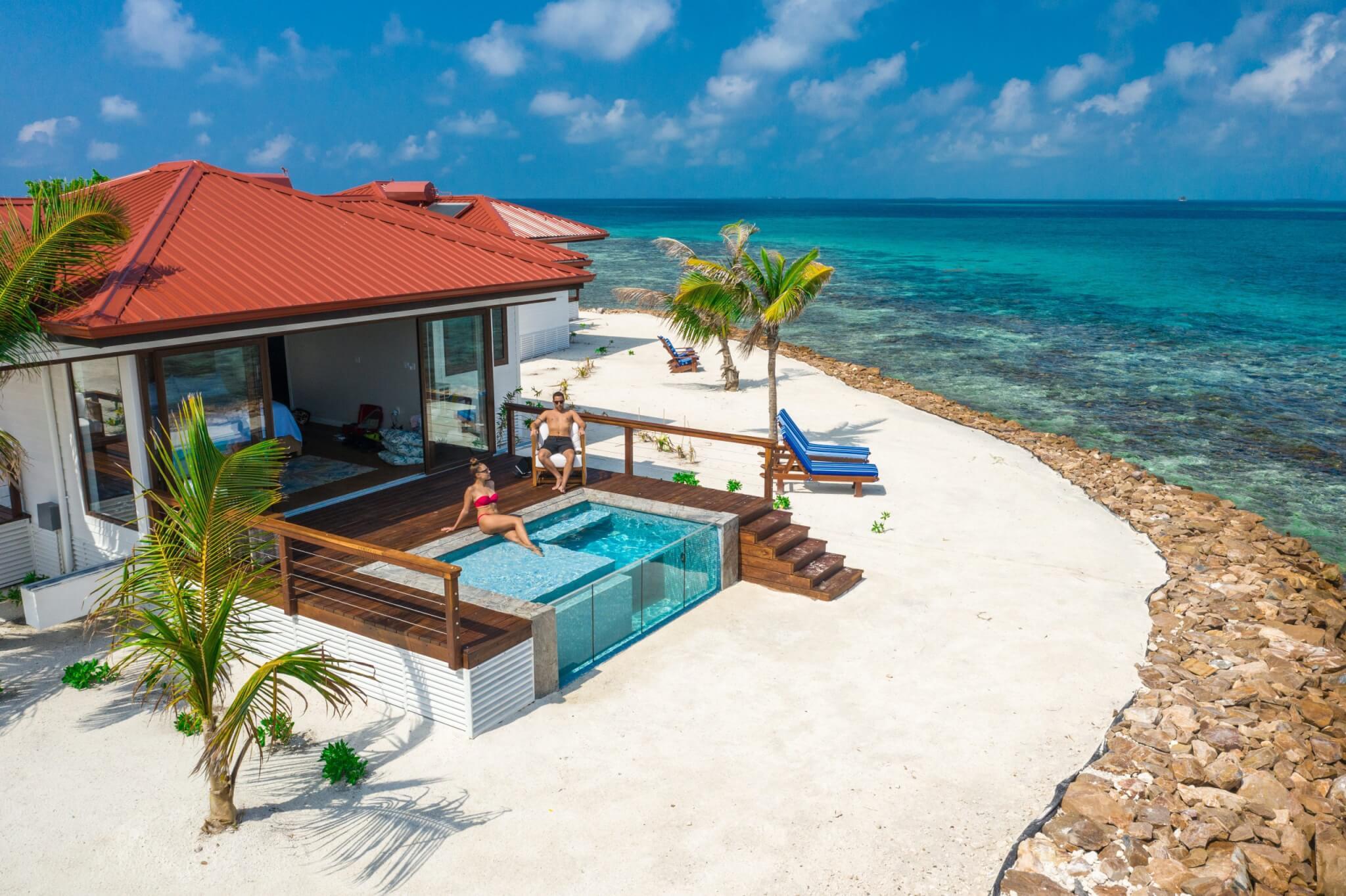 Oceanfront Honeymoon Suites