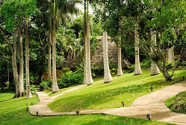 Belize All Inclusive Inland & Island Honeymoon Package