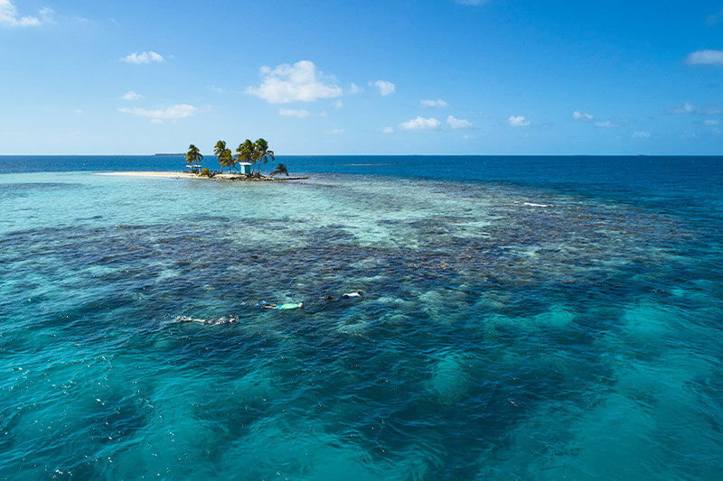 Where To Stay To Snorkel And Dive The Belize Barrier Reef