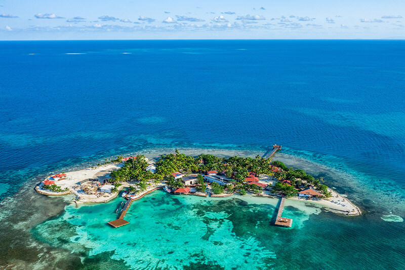 Visit Ray Caye Island: The Epicenter of All Things Unplugged!