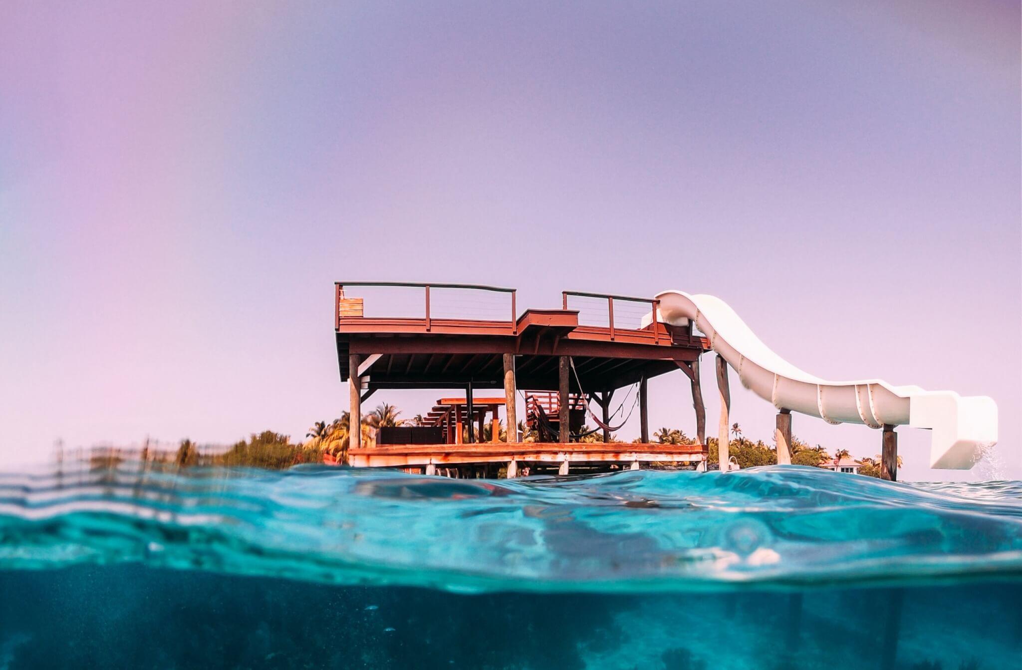 Island Slide