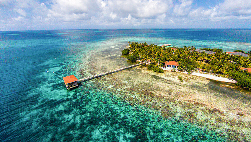 The Best Destination for a Digital Detox? An Island in Belize