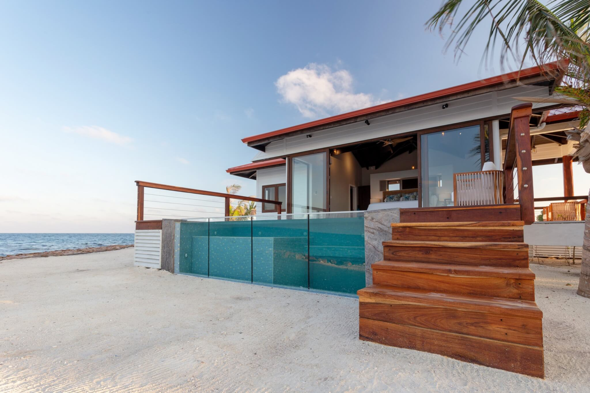 Honeymoon Within Belize's Most Romantic Private Island Suite