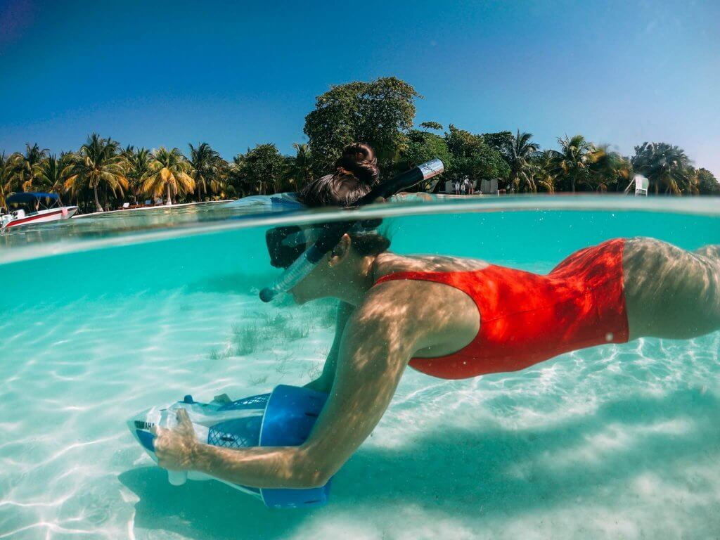 Private Island Belize Vacations