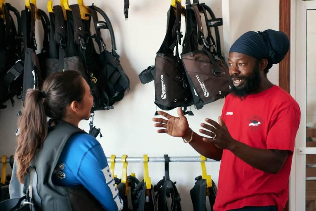Belize Scuba Diving Vacations