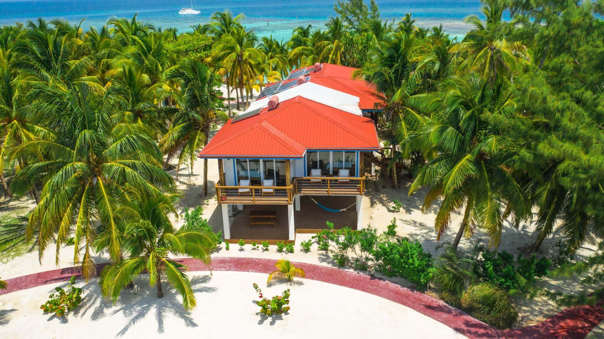 Your Group Can Afford to Rent this Belize Private Island if You Act Fast!